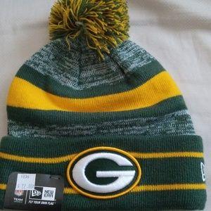 Green Bay Packers New Era beanie